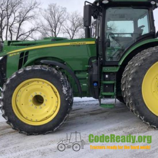 Used 2019 John Deere 8370R in Paynesville, Minnesota
