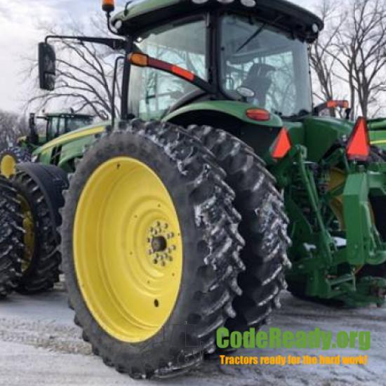 Used 2019 John Deere 8370R for Sale in Minnesota