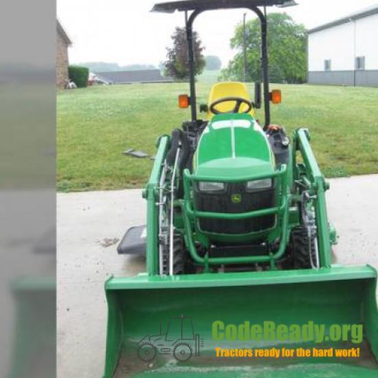 Used 2012 John Deere 1026R in Smithville, Ohio
