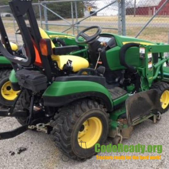 Used 2012 John Deere 1026R in Martin, Tennessee