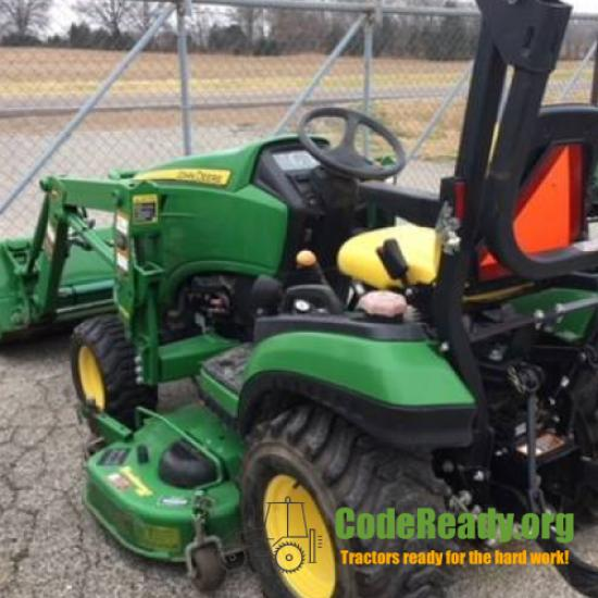 Used 2012 John Deere 1026R for Sale in Tennessee