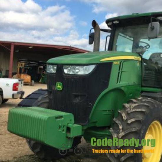 Used 2012 John Deere 7215R in West Bainbridge, Georgia