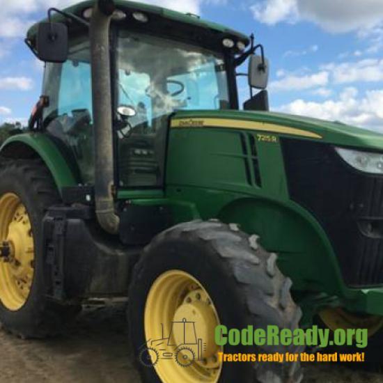 Used 2012 John Deere 7215R for Sale in Georgia