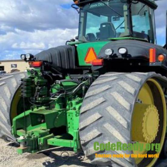 Used 2010 John Deere 9630T for Sale in Washington