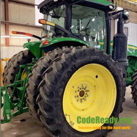 Used 2017 John Deere 8270R for Sale in Texas