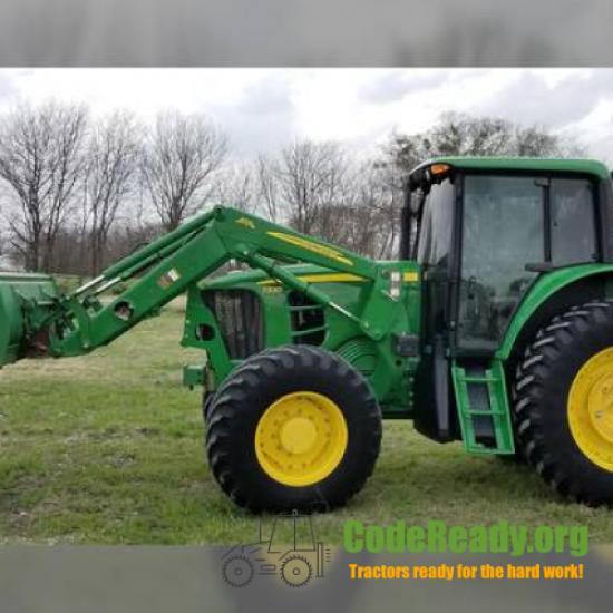 Used 2012 John Deere 7330 for Sale