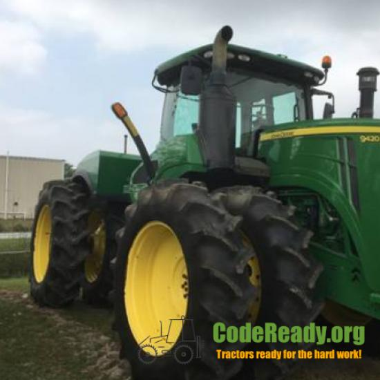 Used 2016 John Deere 9420R for Sale