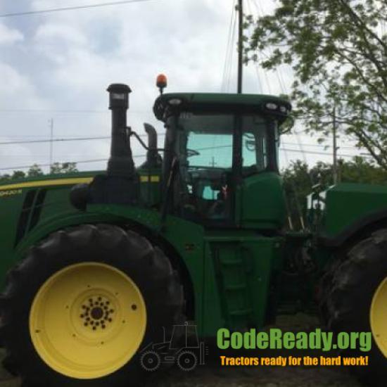 Used 2016 John Deere 9420R in Crowley, Louisiana