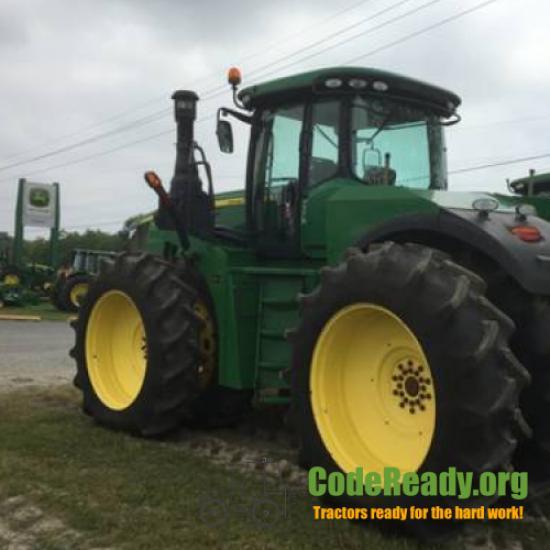 Used 2016 John Deere 9420R for Sale in Louisiana