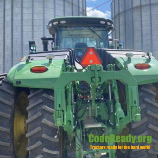 Used 2018 John Deere 9420R for Sale in Indiana