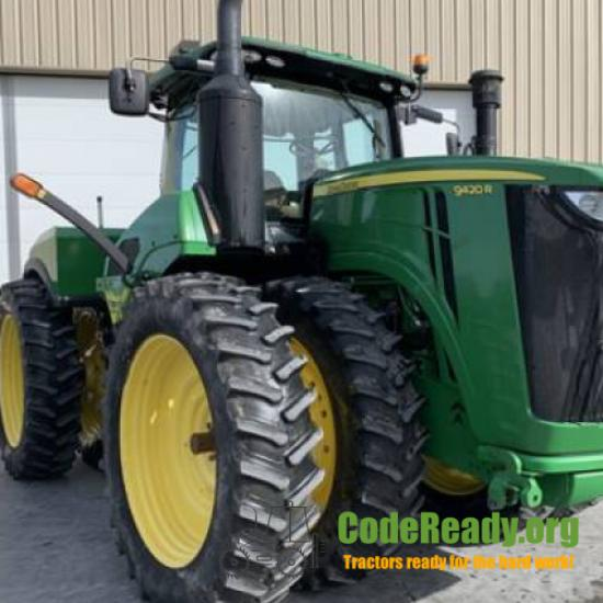 Used 2015 John Deere 9420R for Sale