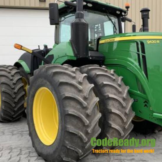 Used 2019 John Deere 9420R for Sale