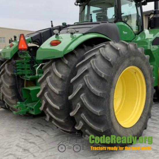 Used 2019 John Deere 9420R for Sale in Michigan