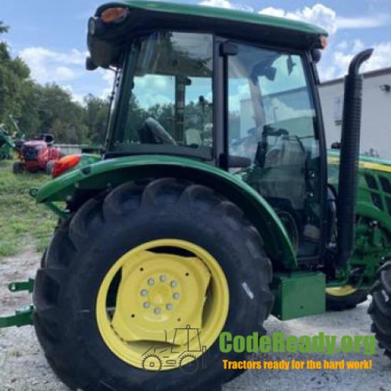 Used 2021 John Deere 5075E in Jacksonville, Florida