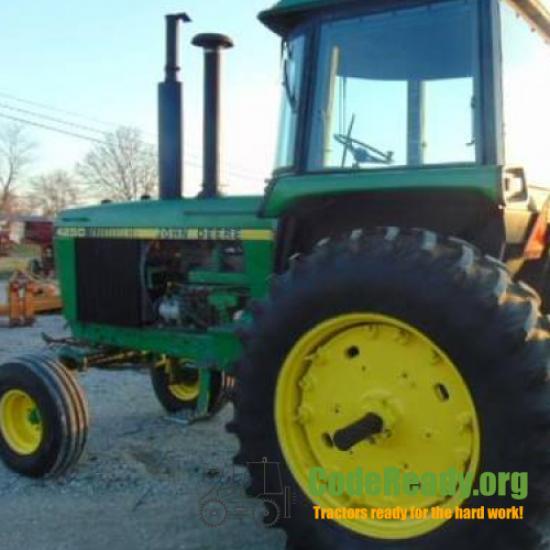 Used 1983 John Deere 4250 for Sale in Kentucky