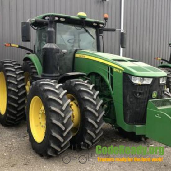 Used 2020 John Deere 8370R for Sale