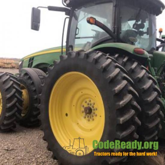Used 2020 John Deere 8370R for Sale in Minnesota