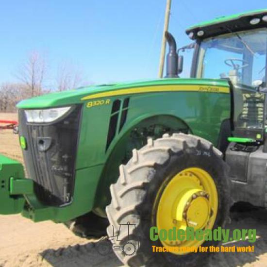 Used 2016 John Deere 8320R for Sale