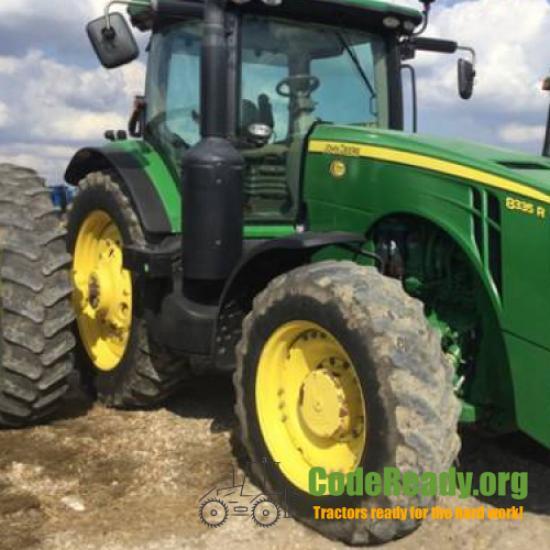 Used 2012 John Deere 8335R for Sale