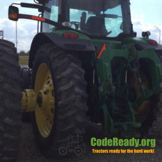 Used 2012 John Deere 8335R for Sale in Texas