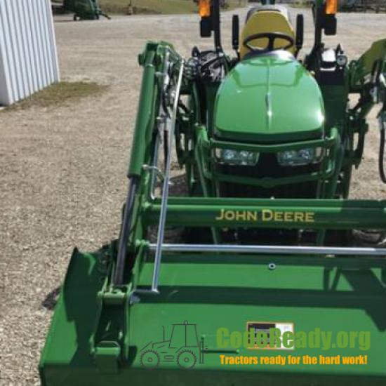 Used 2021 John Deere 2032R for Sale in Ohio