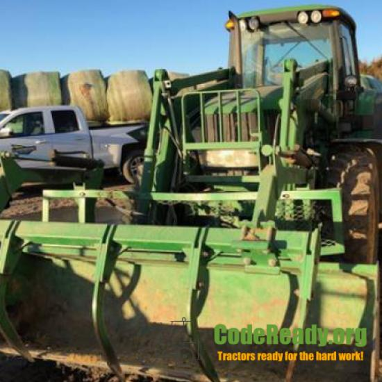 Used 2007 John Deere 7330 for Sale