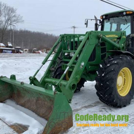 Used 2009 John Deere 7330 for Sale