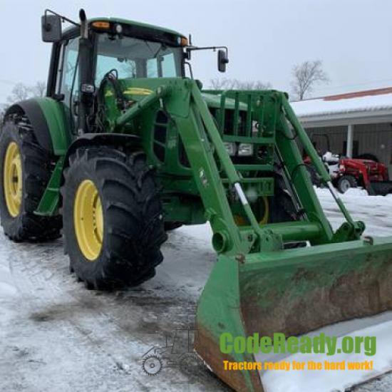 Used 2009 John Deere 7330 for Sale in New York