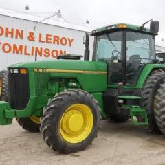 1995 John Deere 8100