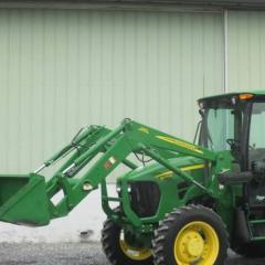 2009 John Deere 5075M