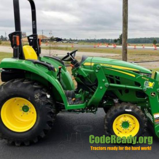 Used 2021 John Deere 3035D for Sale in Florida