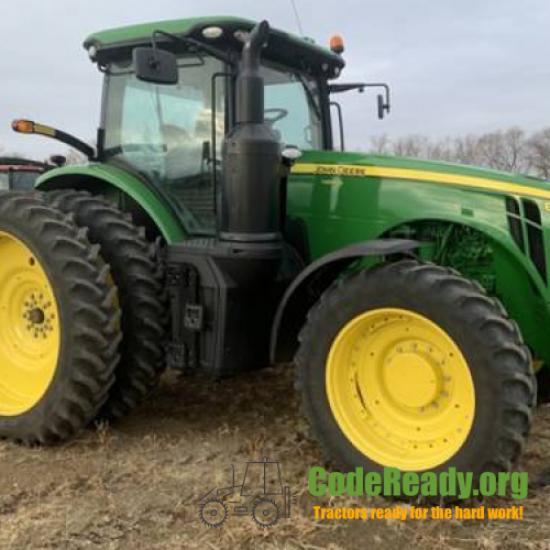 Used 2018 John Deere 8245R for Sale