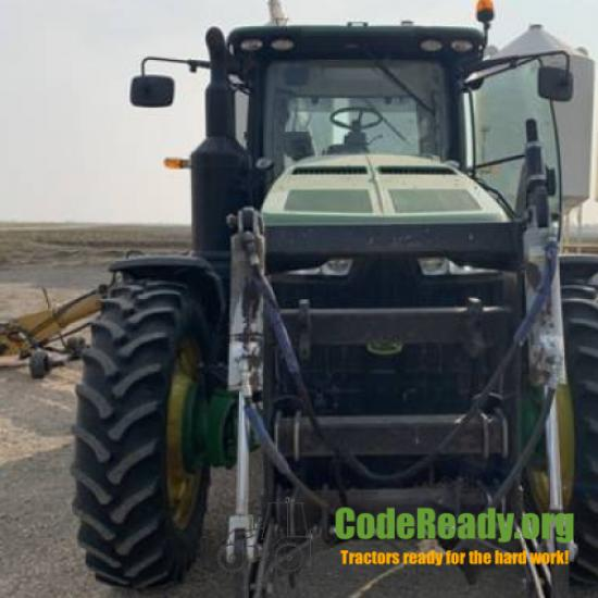 Used 2018 John Deere 8245R in Grafton, North Dakota