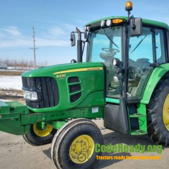 Used 2009 John Deere 6430 Premium for Sale