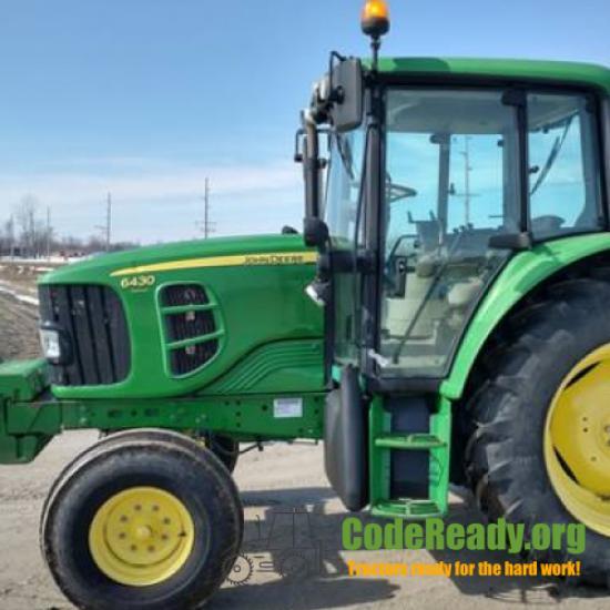Used 2009 John Deere 6430 Premium for Sale in Iowa