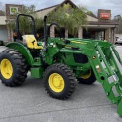2021 John Deere 5045E