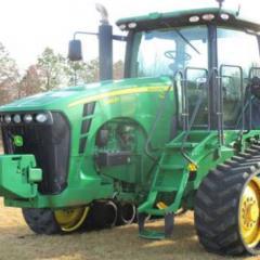 2009 John Deere 8345RT
