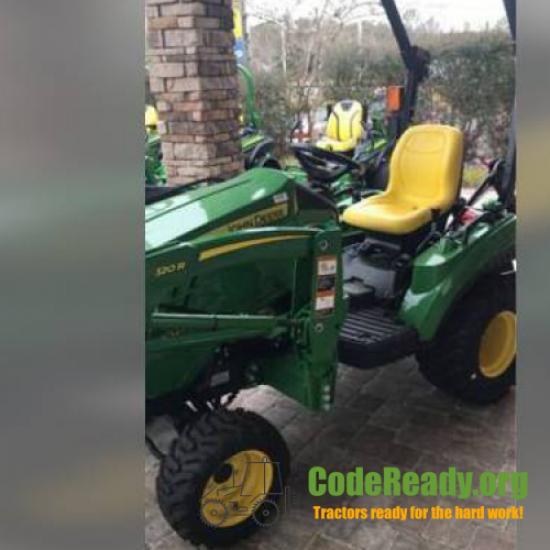 Used 2021 John Deere 1023E in Saint Augustine, Florida