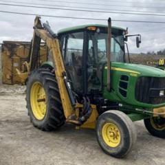 2012 John Deere 6330
