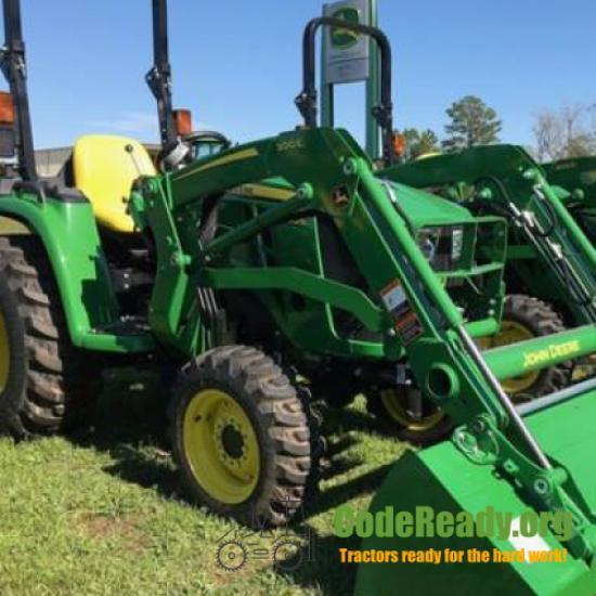 Used 2021 John Deere 3025E for Sale