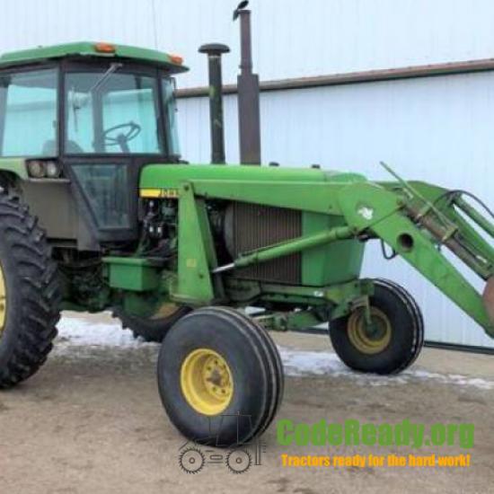 Used 1984 John Deere 4250 for Sale