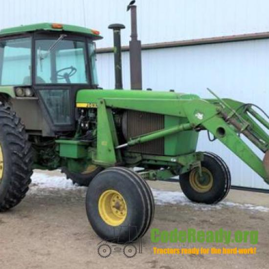 Used 1984 John Deere 4250 in Kindred, North Dakota