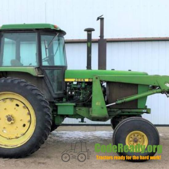 Used 1984 John Deere 4250 for Sale in North Dakota