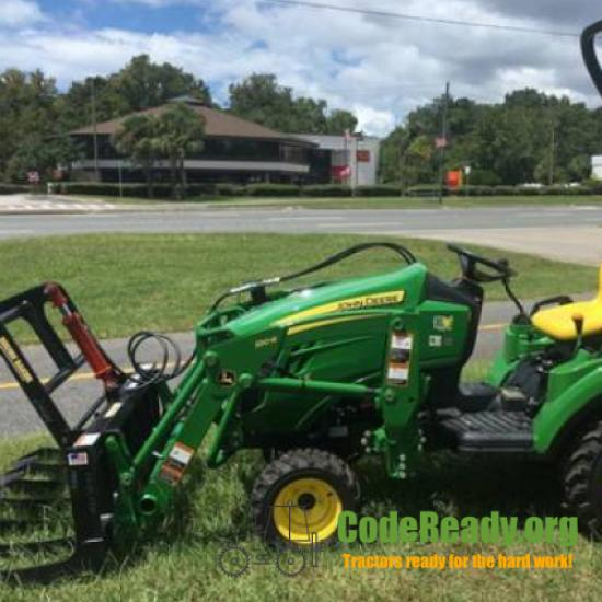 Used 2021 John Deere 1023E for Sale in Florida