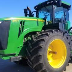 2012 John Deere 9360R