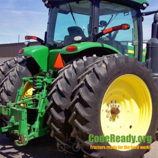 Used 2014 John Deere 8270R for Sale in Texas