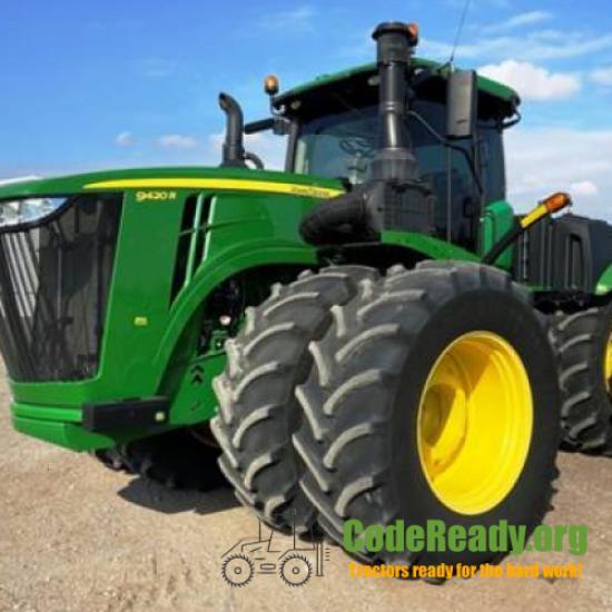 Used 2017 John Deere 9420R for Sale
