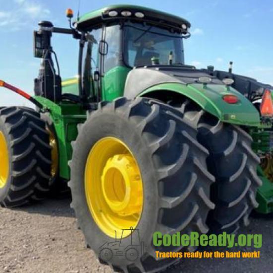 Used 2017 John Deere 9420R for Sale in Oklahoma