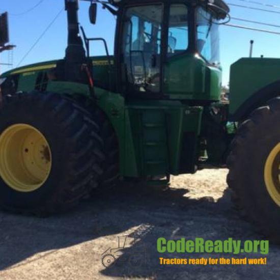 Used 2014 John Deere 9520R in Abilene, Texas