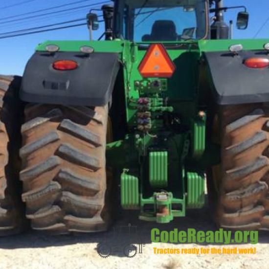 Used 2014 John Deere 9520R for Sale in Texas